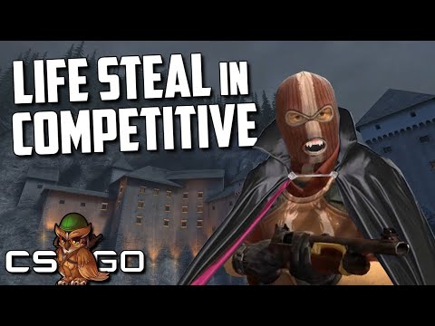 Competitive CS:GO But Everyone Is A Vampire