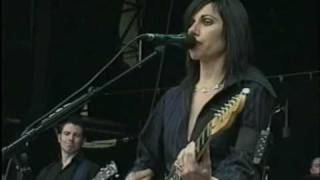 PJ Harvey Losing Ground / Horses in My Dreams live @ Gurten Festival 15 July 2001