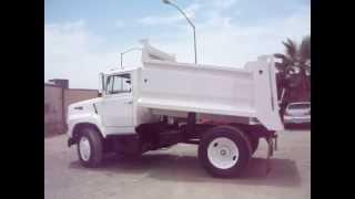 1989 Ford Dump Truck L9000 Aeromax Diesel