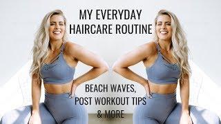 HAIRCARE ROUTINE + Tips