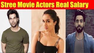 Stree Movie Actors Real Salary   Stree Movie Actors Age   Stree Movie Actors and Actress Charecter
