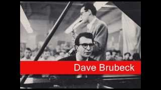 Dave Brubeck: Long Ago (And Far Away)