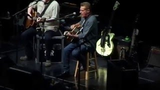 Eagles start set at Vancouver's Rogers Arena--Saturday Night--Live @ Rogers Arena 2013-09-06