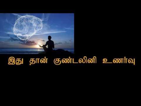 இது தான்  குண்டலினி உணர்வு  | Kundalini Meditation Tamil