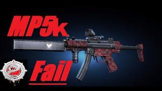 Contract Wars MP5k Prokill FAIL