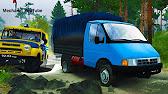 Spintires Full Version - ГАЗ 3302 ГАЗель - YouTube