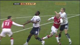 Arsenal 3-0 Tottenham PL 2006/07 FULL MATCH