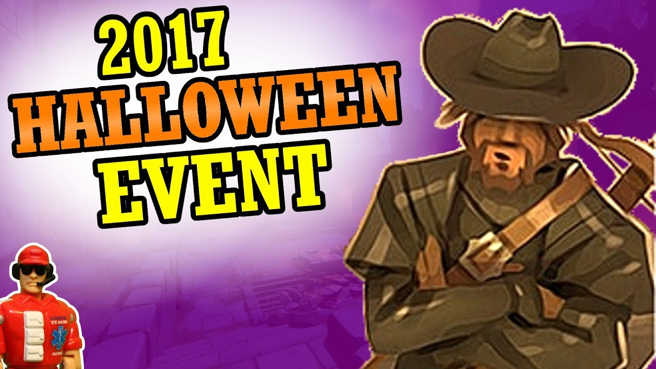 Overwatch - Halloween Event 2017 Start Date, New Skins, & Game ...