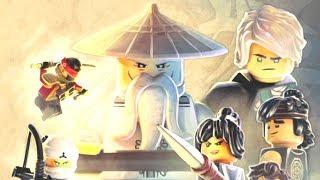 LEGO Ninjago Movie Videogame Chapter 2 - Ninjas Assemble! Ninja City North