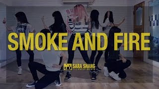 Sabrina Carpenter - Smoke and Fire (Dance Choreography by Sara Shang)