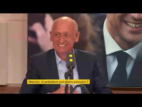 """Gérard Collomb juge que les Français doivent voir des résultats """"en l'espace de deux ans"""""""