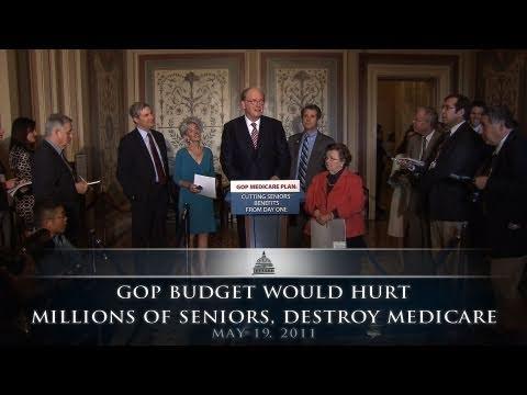 GOP Budget Would Hurt Millions of Seniors, Destroy Medicare