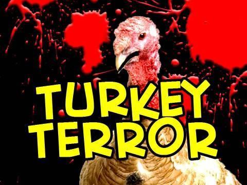 Turkey Terror: Interactive Thanksgiving