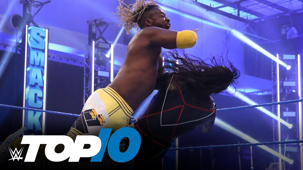 Top 10 Friday Night SmackDown moments: WWE Top 10, July 3, 2020