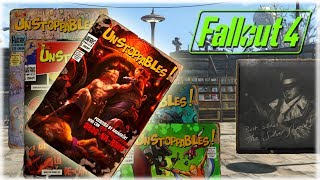 Все журналы Несокрушимый Fallout 4