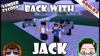 Roblox-Jack está de volta em Lumber Tycoon 2