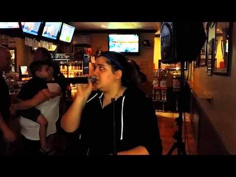 JTs Karaoke Night 11 16   Gracie