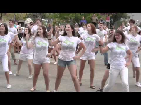 Anything Goes Flash Mob music