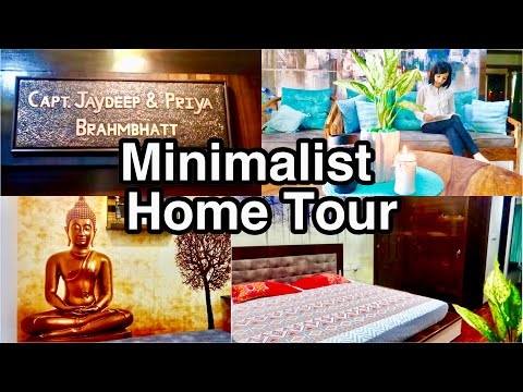 Minimalist Home Tour / My Home Tour 2019 / Indian Home Tour / Priya Vlogz (हिन्दी में) #Hometour