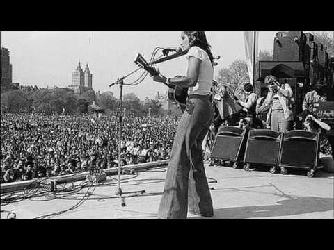 THE WAR IS OVER CELEBRATION NYC 5-11-75 WBAI #1