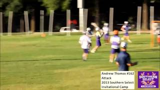Andrew Thomas 2013 highlight video short version