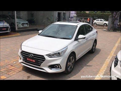 Hyundai Verna SX (O) 2017   Real-life review