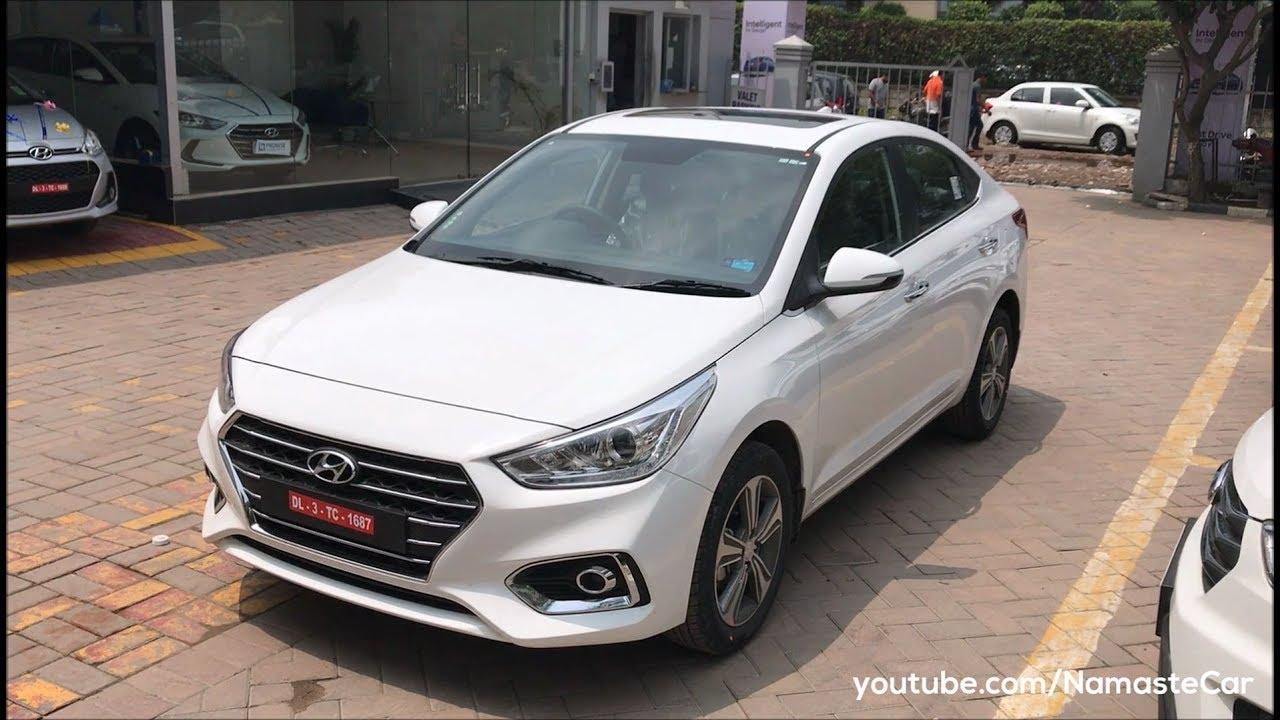 Hyundai Verna Sx O 2017 Real Life Review Video