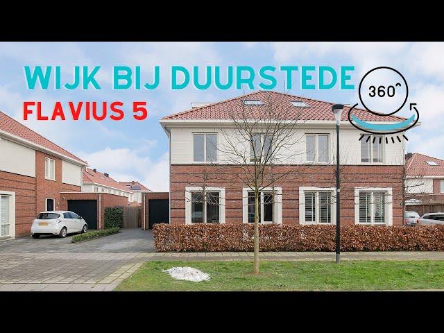 360 graden video YouTube - Flavius 5 Wijk Bij Duurstede