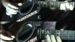 Би-2 - Серебро (Уроки игры на гитаре Guitarist.kz)
