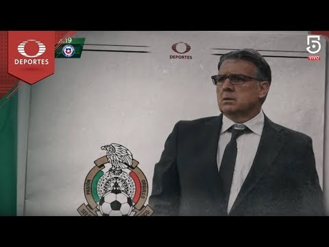 Tata Martino en conferencia | Televisa Deportes from YouTube · Duration:  25 minutes 35 seconds