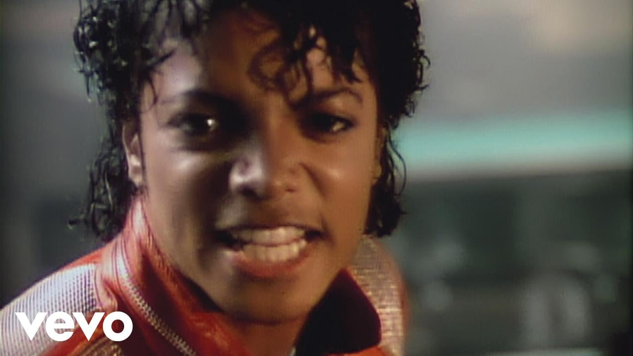 Michael Jackson - Beat It (Official Video) #1