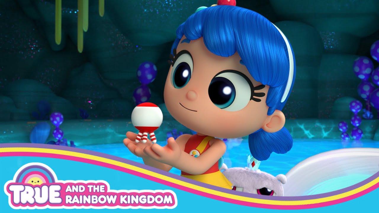 Shim Shim the Wiggle Wish Saves the Day | True Friendship Day | True and the Rainbow Kingdom