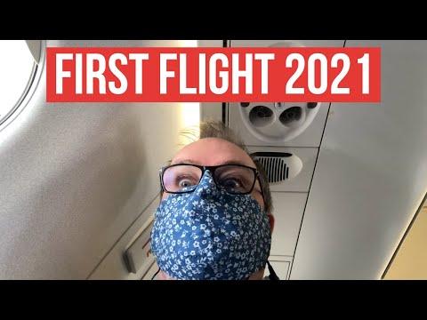 British Airways E190SR - first post-lockdown flight! Belfast