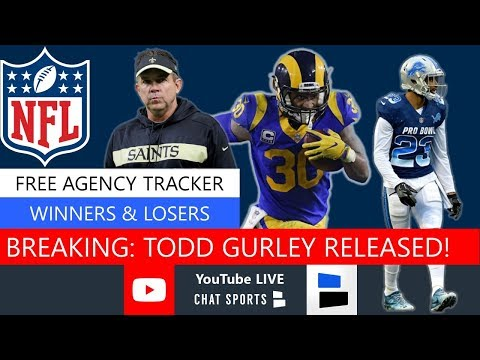 NFL Daily: Live Free Agency News With Mitchell Renz & Harrison Graham (March 19)