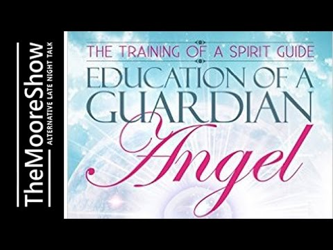 Understanding how a guardian angel or spirit guide is educated and trained