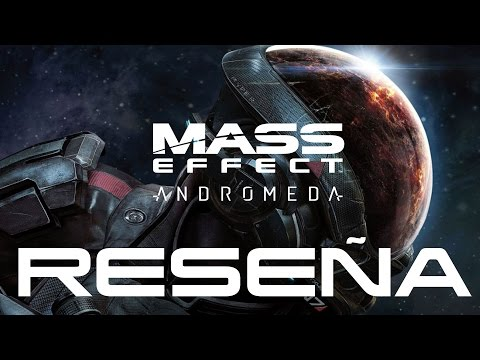 Reseña – Mass Effect Andromeda