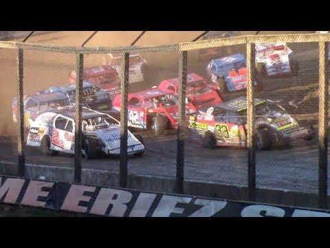 Econo Mod Feature   Eriez Speedway   9-23-18