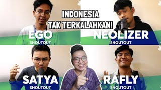 INDONESIA HARUS BANGGA PUNYA BEATBOXER KAYAK GINI !! || BEATBOX REACTION INDONESIA MP3