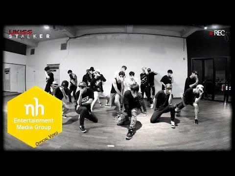 """U-KISS revela dance practice de """"Stalker""""!"""