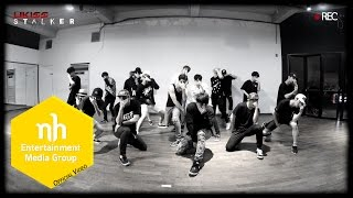 U-KISS(유키스)-Stalker_Dance practice ver.