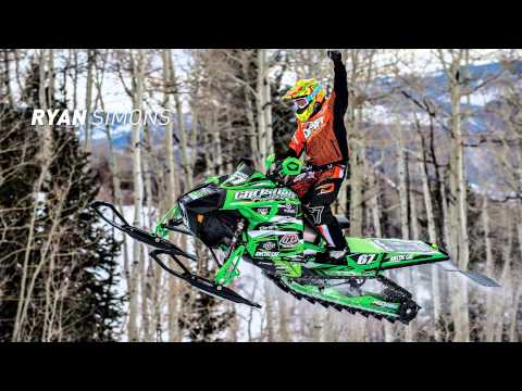 Team Arctic-cat 2016 Snopex