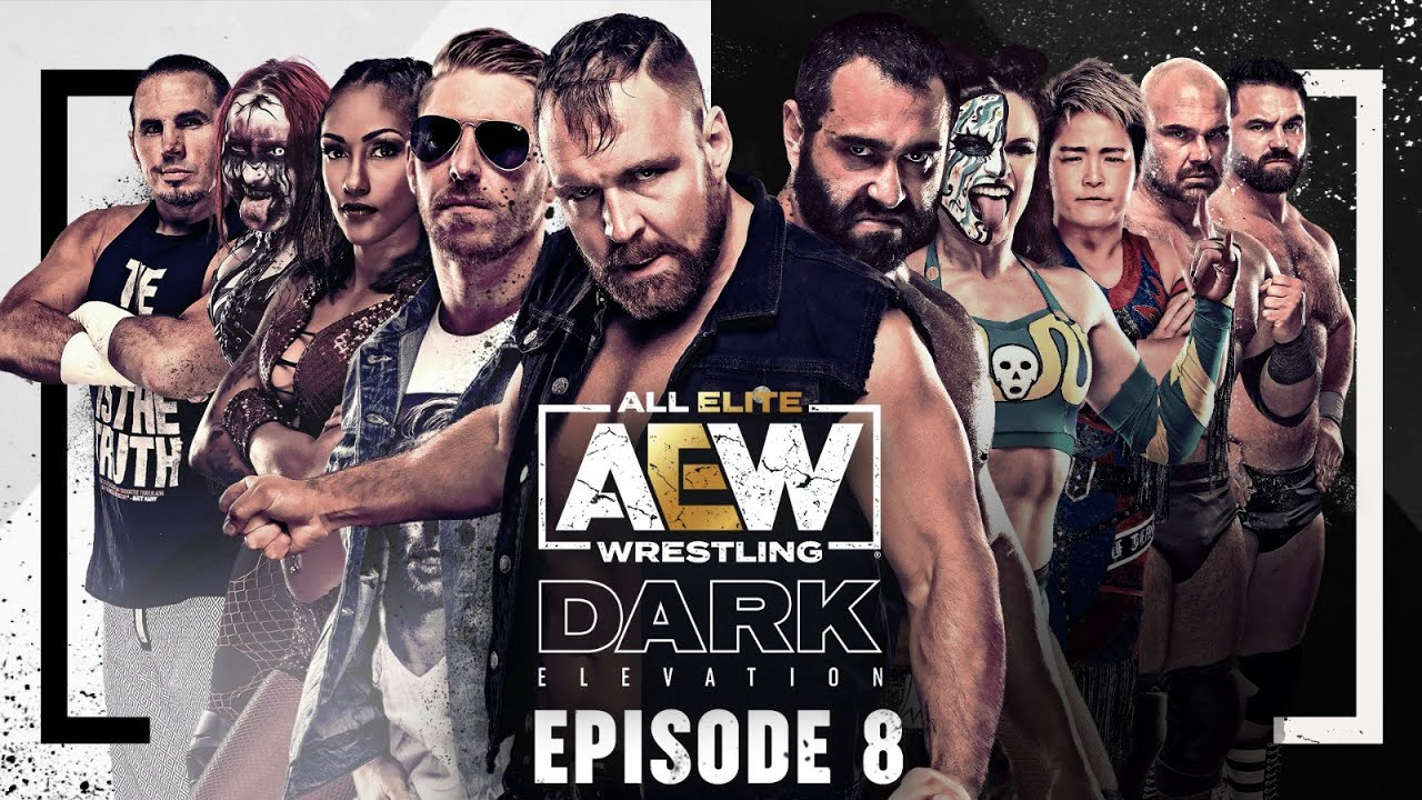 AEW Elevation Episode 8 - May 3, 2021