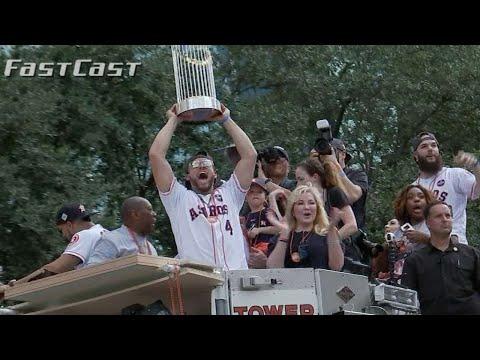 11/3/17 MLB.com FastCast: Houston hosts WS parade