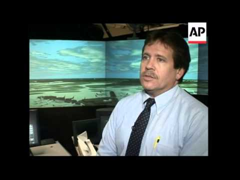 Virtual air traffic control systems in the US