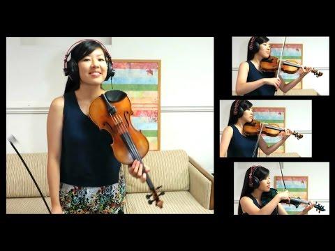 Cheerleader by OMI (Felix Jaehn remix) - violin cover