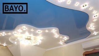 Фотопечать натяжных потолков(Фотопечать натяжных потолков заказывайте на специализированном сервисе BAYO. http://bayo.org.ua/ Натяжной потолок..., 2016-10-06T09:17:43.000Z)