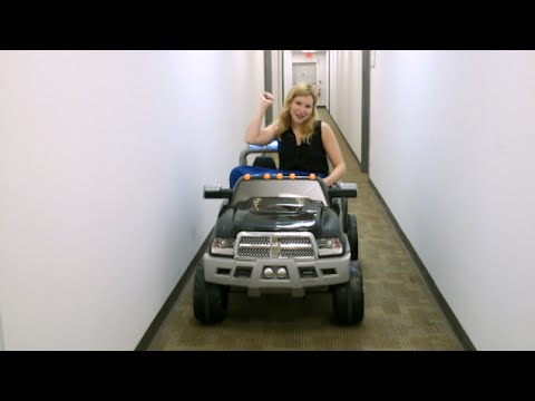 Ram 3500 Dually Longhorn Edition from KidTrax Toys - YouTube