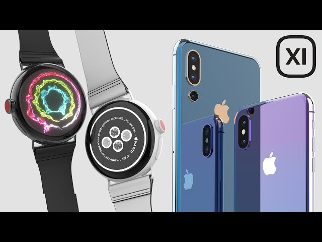 Exciting iPhone 11 Leaks & Round Apple Watch!