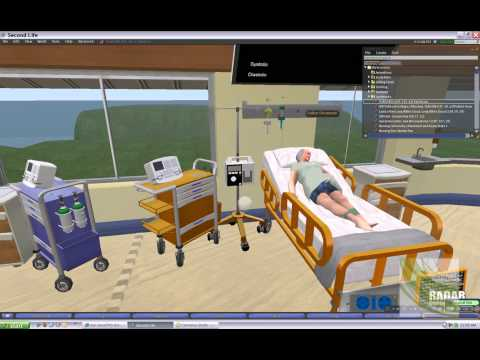 Accelerated Nursing Program in Second Life from UW-Oshkosh College of Nursing