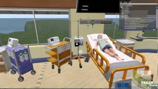 Accelerated Nursing Program in Second Life from UW-Oshkosh College of Nursing